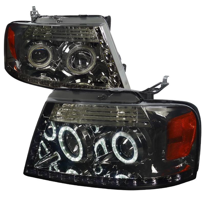 ford f150 headlights 2006