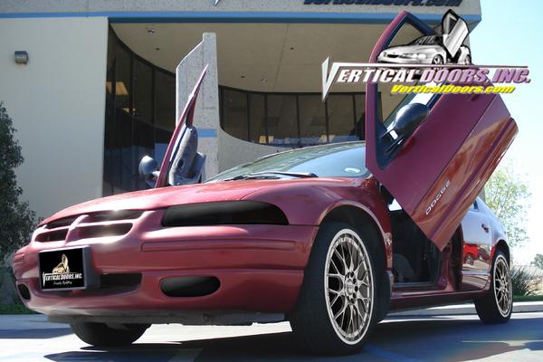 Dodge Stratus 1995 2000 4DR Vertical Door Kit