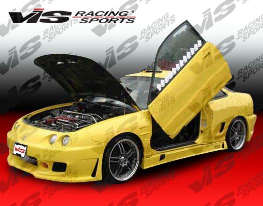 Acura Integra DrDr Tsc Front Bumper - 1997 acura integra front bumper