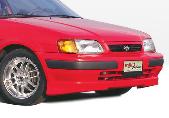 1998 1999 toyota tercel 2 door m typ front lip annihilatorcustoms com 1998 1999 toyota tercel 2 door m typ front lip