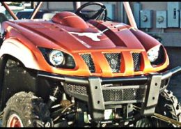 Customized 4-Wheeler